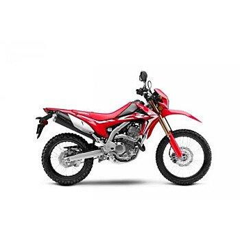 2020 Honda CRF250L for sale 201000253