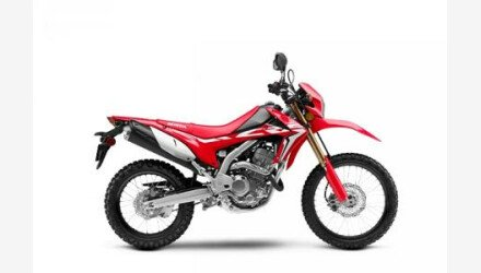 2020 Honda CRF250L for sale 201000253