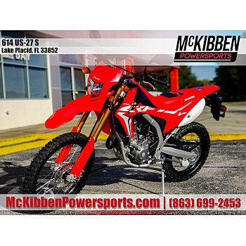 2020 Honda CRF250L for sale 201000396