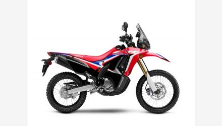 2020 Honda CRF250L Rally ABS for sale 201003645