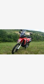 2020 Honda CRF250L Rally ABS for sale 201004123