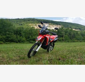 2020 Honda CRF250L Rally ABS for sale 201004669