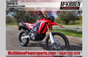 2020 Honda CRF250L for sale 201012057
