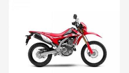 2020 Honda CRF250L for sale 201022899