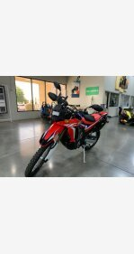 2020 Honda CRF250L Rally for sale 201025533