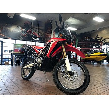 2020 Honda CRF250L for sale 201065008