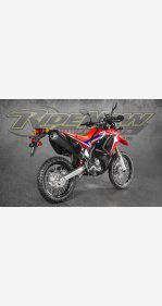 2020 Honda CRF250L Rally ABS for sale 201072011
