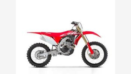 2020 Honda CRF250R for sale 200797378