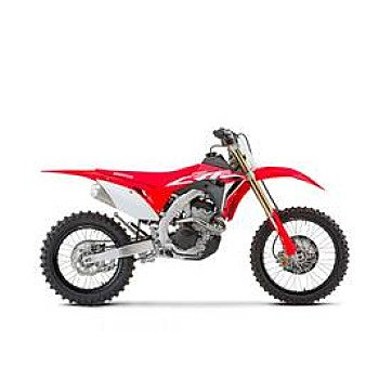 2020 Honda CRF250R for sale 200823958