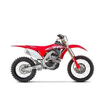 2020 Honda CRF250R for sale 200826773