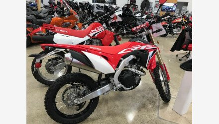 2020 Honda CRF450L for sale 200846408