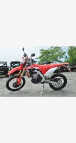 2020 Honda CRF450L for sale 200924950