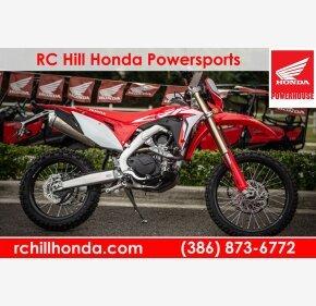 2020 Honda CRF450L for sale 200925270