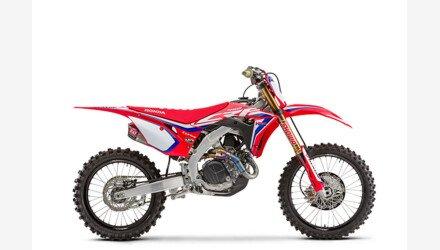 2020 Honda CRF450R for sale 200742102
