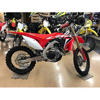 2020 Honda CRF450R for sale 200780544