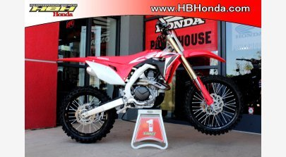 2020 Honda CRF450R for sale 200781040