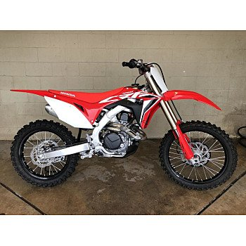 2020 Honda CRF450R for sale 200788253