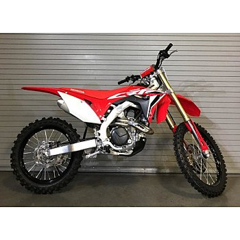 2020 Honda CRF450R for sale 200789047