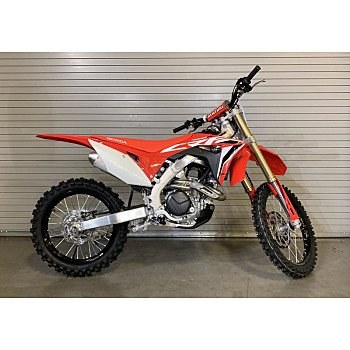 2020 Honda CRF450R for sale 200809189