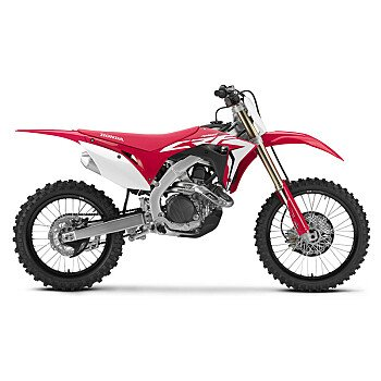 2020 Honda CRF450R for sale 200809519