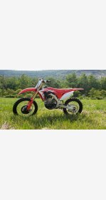 2020 Honda CRF450R for sale 200920107