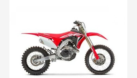 2020 Honda CRF450R for sale 200922802
