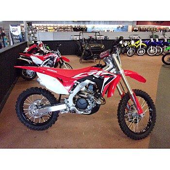 2020 Honda CRF450R for sale 200927943