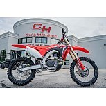 2020 Honda CRF450R for sale 200927951