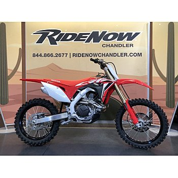 2020 Honda CRF450R for sale 200931199