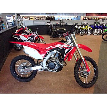 2020 Honda CRF450R for sale 200931724