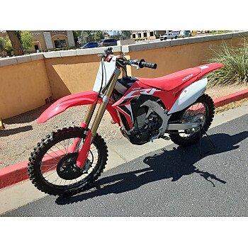 2020 Honda CRF450R for sale 200951874
