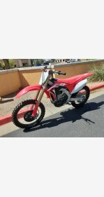 2020 Honda CRF450R for sale 200974340