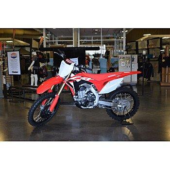 2020 Honda CRF450R for sale 200980871