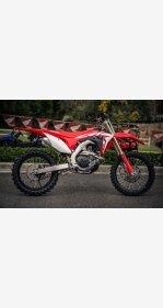2020 Honda CRF450R for sale 201005122