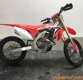 2020 Honda CRF450R for sale 201027332