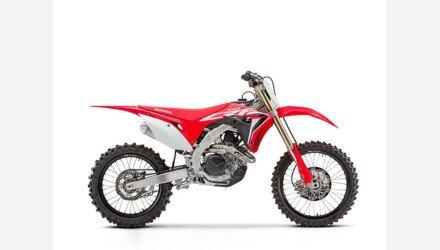 2020 Honda CRF450R for sale 201033430