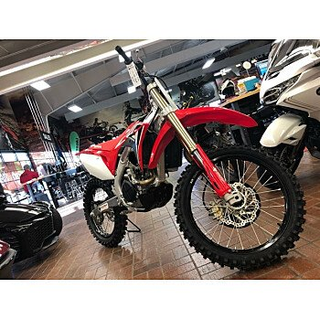 2020 Honda CRF450R for sale 201064841