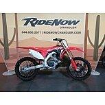2020 Honda CRF450R for sale 201140290