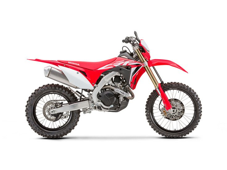 2020 Honda CRF450X 450X specifications