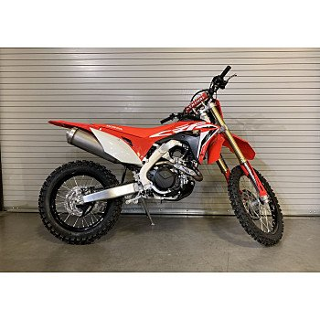 2020 Honda CRF450X for sale 200863672