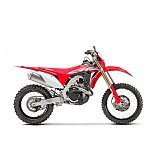 2020 Honda CRF450X for sale 200923227