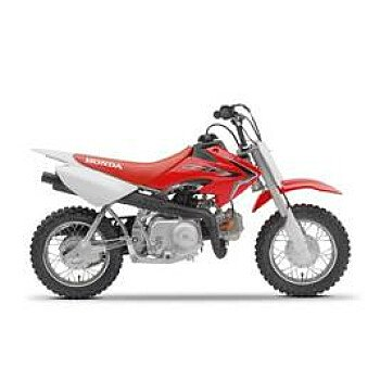 2020 Honda CRF50F for sale 200742100