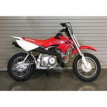 2020 Honda CRF50F for sale 200789078