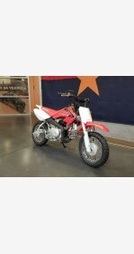 2020 Honda CRF50F for sale 200807478