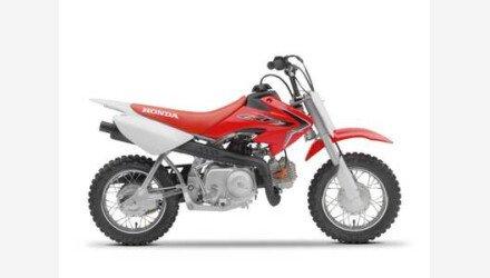 2020 Honda CRF50F for sale 200807958