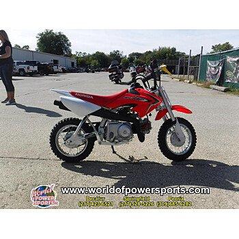 2020 Honda CRF50F for sale 200808212