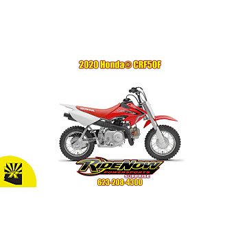 2020 Honda CRF50F for sale 200808516