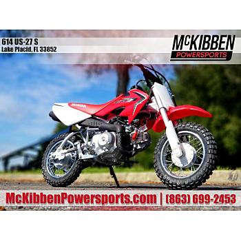 2020 Honda CRF50F for sale 200818872