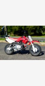 2020 Honda CRF50F for sale 200818872
