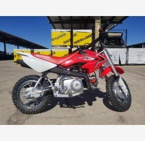 2020 Honda CRF50F for sale 200822302